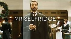 Mr Selfridge is a British period television drama series about American Harry Gordon Selfridge and his London department store Selfridge & Co, set in the 1910s.