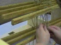 Kankaan rakentaminen: muuttumaton ja muuttuva sidonta   Punomo