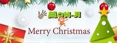 Mon-Ji game heartily #wishing you delightful #Christmas