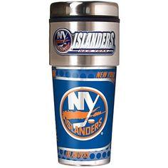 New York Islanders Travel Mugs