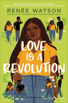 Love Is a Revolution by Renée Watson