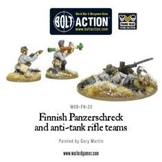 Pack contains 4 metal foot figures. Note: Models supplied unassembled and unpainted Anti Tank Rifle, Model Supplies, Ho Model Trains, Reference Images, Modeling, Action Figures, Scale, Games, Weighing Scale