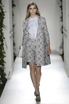 Mulberry, SS14 #LFW