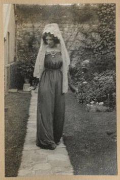 Lady Ottoline Morrelll