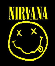 Nirvana ~ classic heavy metal psychedelic  rock music poster  ☮~ღ~*~*✿⊱  レ o √ 乇 !! ~
