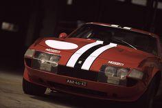 Ferrari by Adam van Noort