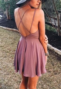 Sparkle & Fade Strappy Chiffon Skater Dress at Urban Outfitters - Trendslove