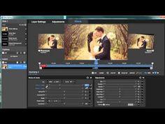 Motion Easing In Keyframes - ProShow Producer - YouTube