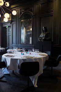 Salon Belles Bacchantes. Restaurant Guy Savoy. Hôtel de La Monnaie, Paris VI, Quai Conti.