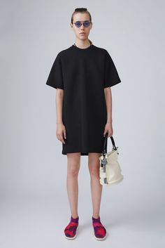 Acne Studios, Monea, Black, 375x