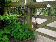 gate weight
