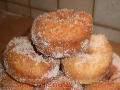 Greek Recipes, Doughnuts, Hamburger, Muffin, Bread, Cooking, Breakfast, Foods, Pies