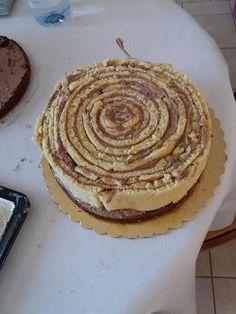 Legyező torta, régóta meg akartam sütni, most sikerült! Nagyon fincsi lett! - Egyszerű Gyors Receptek