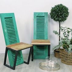 Recycling Old Wooden Doors and Windows for Home Decor