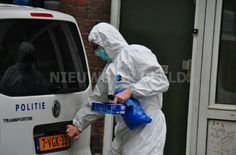 Forensics at work in Rotterdam