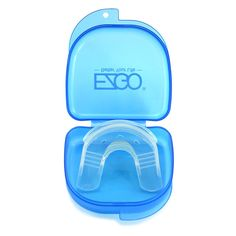 EZGO Dual Silicone Teeth Whitening Mouth Tray, One Size Fits All Silicone Mouth Tray, Super Soft Teeth Tray for Teeth Whitening System, No Molding Required (pack 1) * Hurry! Check out this great product : Teeth Whitening