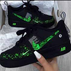 Pick one! 1 2 3 4 5 6 7 or . Moda Sneakers, Cute Sneakers, Sneakers Nike, Zapatillas Nike Air Force, Tenis Nike Air, Jordan Shoes Girls, Girls Shoes, Shoes Women, Nike Shoes Blue