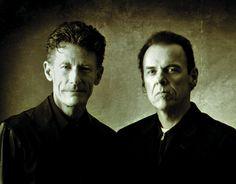 Lyle Lovett & John Hiatt - saw them at Mem Aud, OU, Athens, Ohio, 2008.