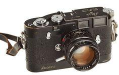 A production Leica used by photojournalist David Douglas Duncan has been sold for million, making it the world's most expensive production camera. Expensive Camera, Most Expensive, Euro, British Journal Of Photography, Camera Deals, Classic Camera, Lomography, Vintage Cameras, Adidas Sneakers