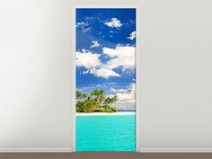 Tür #Tapete Meine Insel