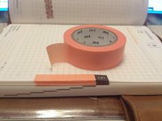 Use washi tape to mark special days in your Hobonichi (from Hobonichi's Facebook page).