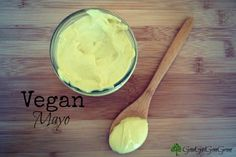 Vegan Mayonnaise - Good Girl Gone Green