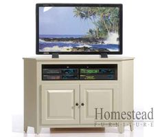 Economy Series #1160 TV Stand Prouldy Made In The US With American Wood  Products.