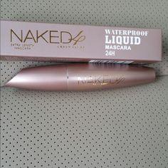 Naked 4 mascara Inspired by Naked 4 mascara! Makeup Mascara