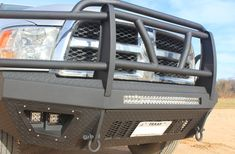 Bending one bumper at a time - The Fabricator - welding - Truck Toyota 4x4, Toyota Trucks, Lifted Ford Trucks, New Trucks, Custom Trucks, Pickup Trucks, Truck Grill Guard, Pickup Accessories, Welding Trucks