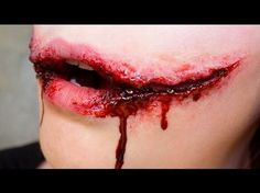 FX MAKEUP SERIES: The Chelsea Smile - YouTube