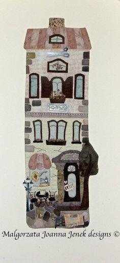 Mi inspiración para hacer esto fueron colcha casas hermosas que vi en Arnhem (Holanda). Quiso dedicar a todos vosotros mi nuevo proyecto, que amor mano appliqu (c) d edredones, estilo caprichoso pastel taupe color touch :) Este patrón incluye plantillas de tamaño completo, descripción paso a paso en ingles y diagramas - que le ayuda a coser este lindo proyecto fácil :) Le deseamos feliz quilting! Copyright (c) 2015 por Malgorzata Joanna Jenek. Todos los derechos reservados.