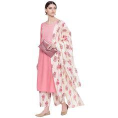Kurta Designs For Female, Kurta Palazzo, Kurti, Kimono Top, Women Wear, Peach, Clothes For Women, Coat, Fashion Trends