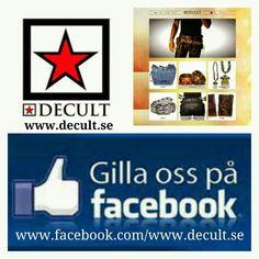 Follow Decult @ google + / like #decult #facebookpages
