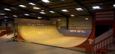 cool indoor skatepark ramp - Google Search