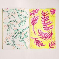 Danielle Kroll - Sketchbook