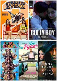 Bollywood Indian Movie List 2019 box office Hit or Flop movie|box office gil