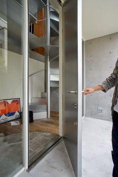 #door  house O / Komada Architects Office