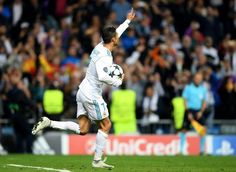 Cris with a gooooal(penalty) ❤ FT:1-1 RM vs Tottenham Champions League 2017-18