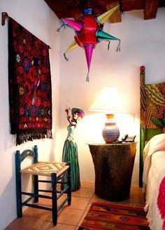 mexican decor styles | Desde Jalisco: Decoración estilo mexicano