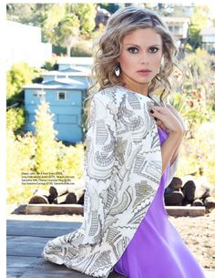Rose McIver - Regard Magazine - February 2014 Issue, Rose McIver latest photos