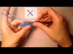 horgolás video tanfolyam 2. rész rövidpálca - YouTube Knit Crochet, Make It Yourself, Knitting, Youtube, Blog, Crocheting, Embroidery Stitches, Amigurumi, Crochet