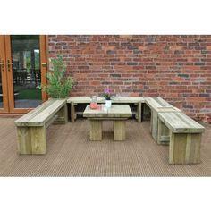 Garden Furniture Homebase mali rattan effect stacking sofa set | rattan, sofa set and garden