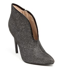 Love this Pewter Dior Bootie by Lady Couture on #zulily! #zulilyfinds