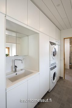 4 Merihelmi - Kodinhoitohuone | Asuntomessut