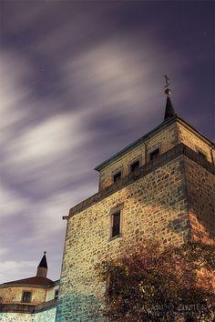 El castillo de Villaviciosa de Odón   Foto: RIcardo Zubieta Bermejo
