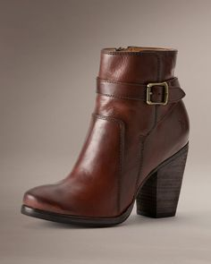 PATTY RIDING BOOTIE - Women_Boots_Tailored - The Frye Company