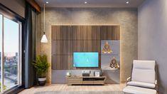 Contemporary Tv Units, Modern Tv Unit Designs, Modern Tv Units, Wall Mounted Tv Unit, Bedroom Closet Design, Corian, Living Spaces, Living Rooms, Luxury Decor