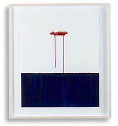 Scott Rothstein; watercolor on paper, 2005