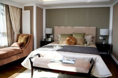 23 - bedroom with accent wall #bedroomdesign #bedroomdecor