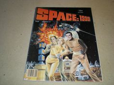Space: 1999 Magazine Charlton Publications Comics by HeroesRealm $12.99 @https://www.etsy.com/shop/HeroesRealm